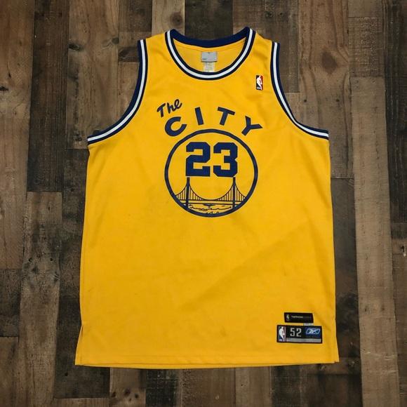c315ec72727 Jason Richardson Golden State Warriors jersey